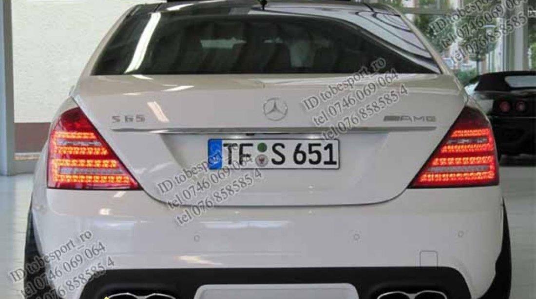 Ornamente Toba AMG MERCEDES W221 S CLASS SUPER PRET 249 EURO