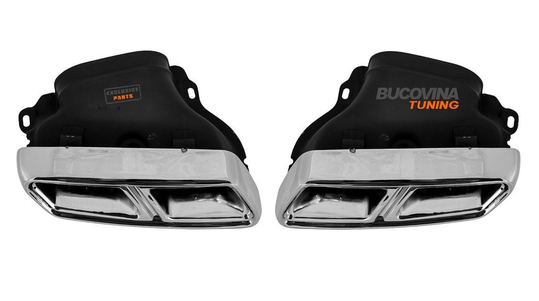 ORNAMENTE TOBE AMG MERCEDES S CLASS W222 S65 / E CLASS W212 E65