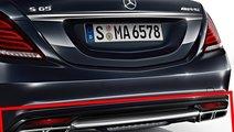 ORNAMENTE TOBE AMG MERCEDES S CLASS W222 S65 / E C...