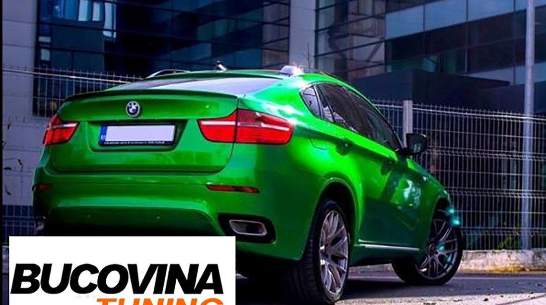 Ornamente tobe BMW X6 E71 (08-15) V8 Design