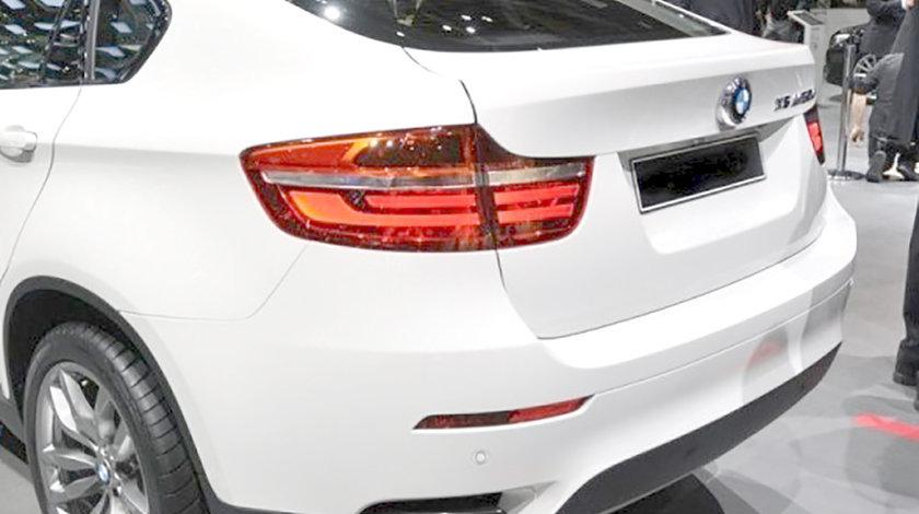 Ornamente tobe BMW X6 E71 Negru