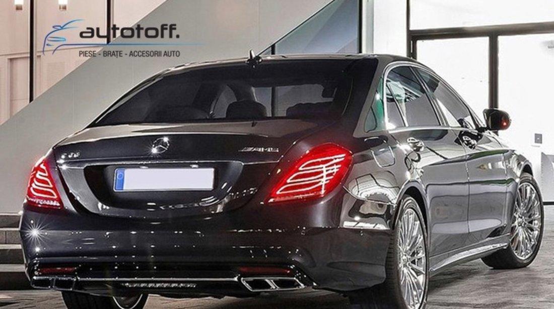 Ornamente tobe Mercedes S-Class S65 W222 (2012+) model AMG