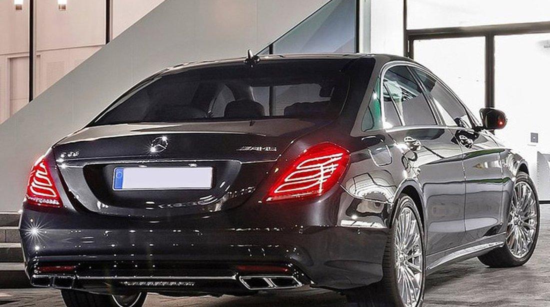 Ornamente Tobe Mercedes W222 AMG S CLass S65