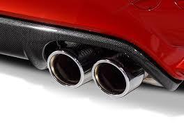 Ornamente tobe Tips evacuare M3 duble BMW E46 E90 E91 F30  F31 F32 F20