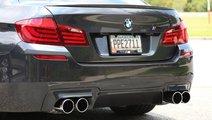 Ornamente tobe Tips evacuare M5 duble BMW E60 E61 ...