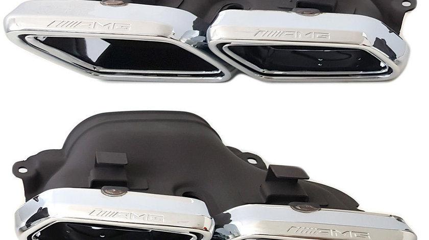 Ornamente tobe Tips evacuare Mercedes AMG S class E class C class W222 W212 W218