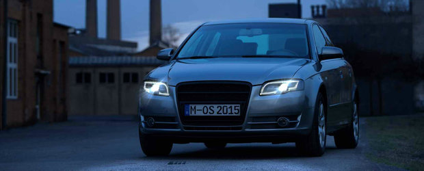 OSRAM lanseaza primele faruri auto pentru Audi care combina tehnologiile LED si Xenon