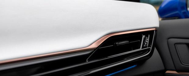 OZN, frate! Cea mai noua masina de la Toyota arata ca o farfurie zburatoare! Japonezii au publicat noi fotografii oficiale