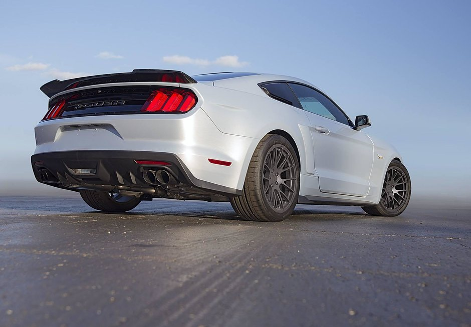 P-51 Mustang by Roush
