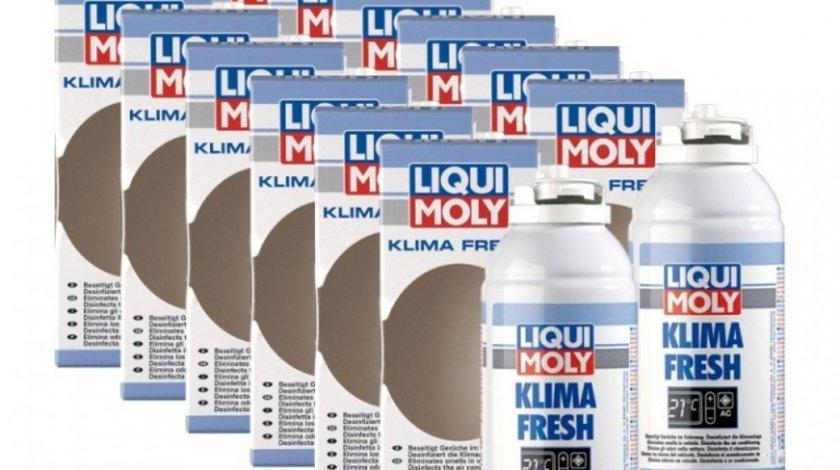 Pachet 12 Buc Liqui Moly Solutie Igienizat Sistemul De Climatizare 4065 150ML