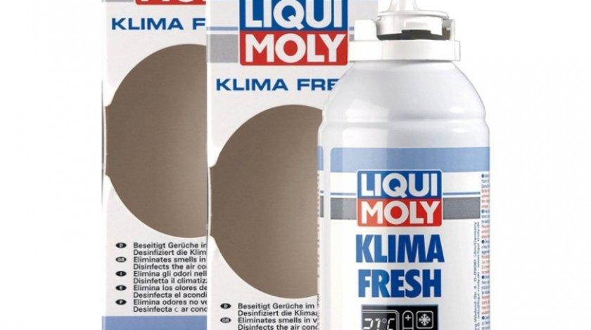 Pachet 2 Buc Liqui Moly Solutie Igienizat Sistemul De Climatizare 4065 150ML