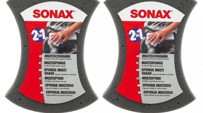 Pachet 2 Buc Sonax Burete Spalare Auto 2 in 1 428000