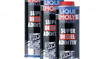 Pachet 3 Buc Liqui Moly Aditiv Super Diesel Pro-Li...