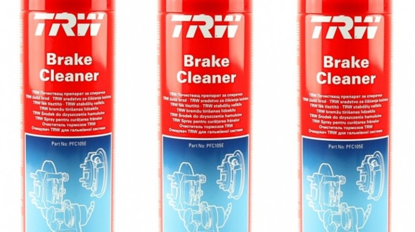 Pachet 3 Buc Trw Spray Frana PFC105 500ML