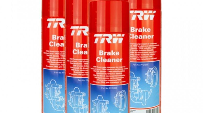 Pachet 6 Buc Trw Spray Frana PFC105 500ML