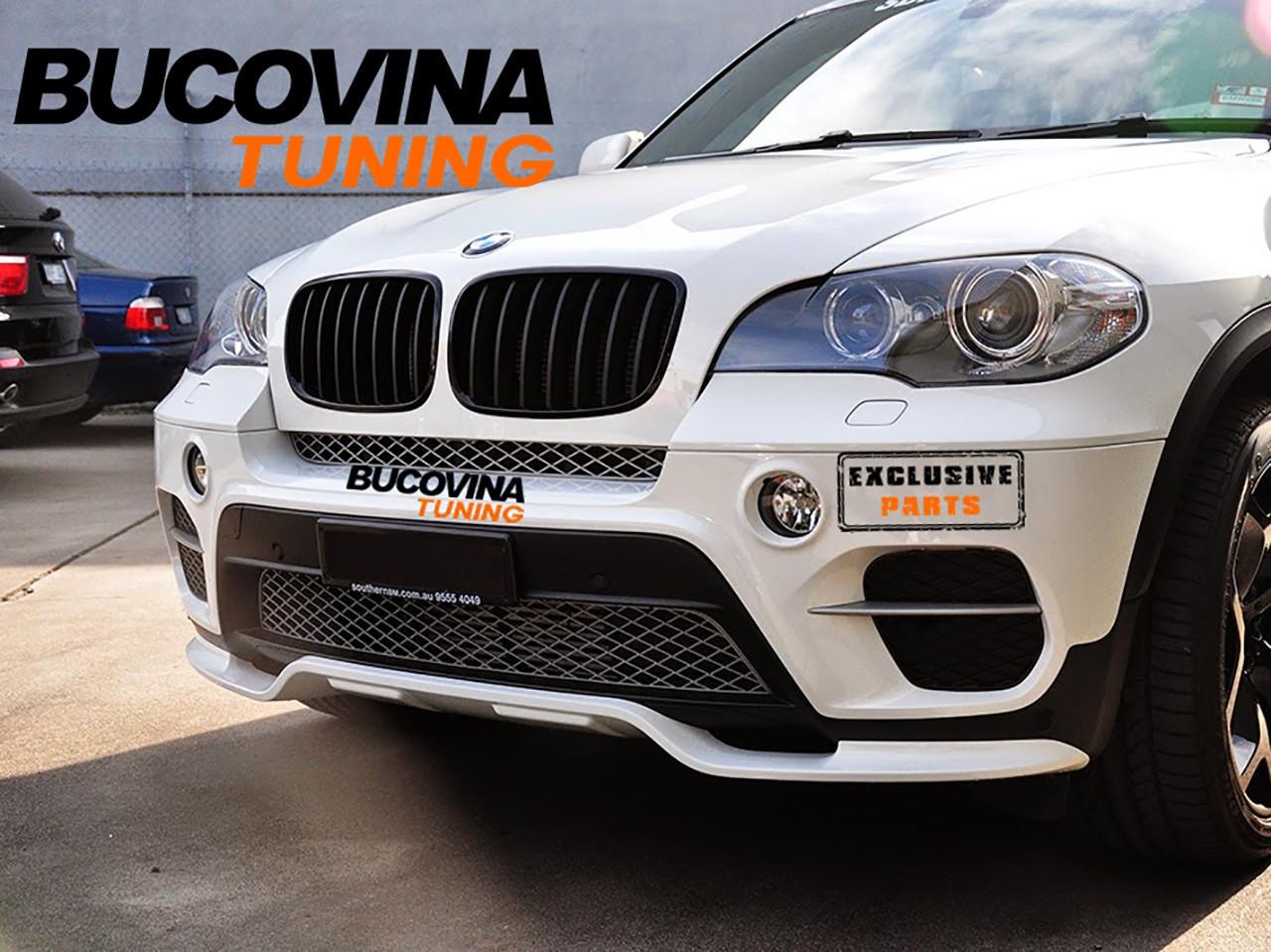 Pachet aerodinamic BMW X5 E70 (12-14)