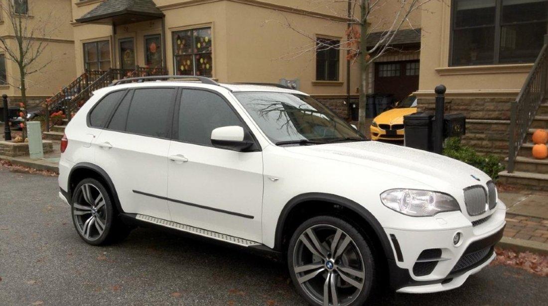 Pachet Aerodinamic BMW X5 E70 LCI Facelift