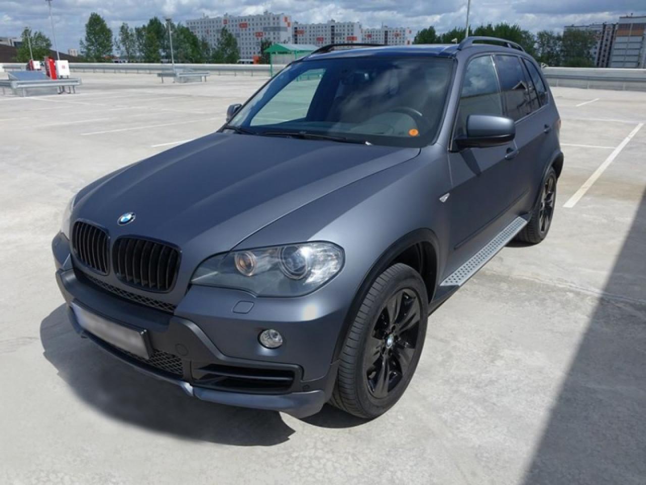 Pachet aerodinamic BMW X5 E70
