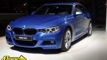 Pachet aerodinamic M BMW Seria 3 F30 M Pachet M Ae...