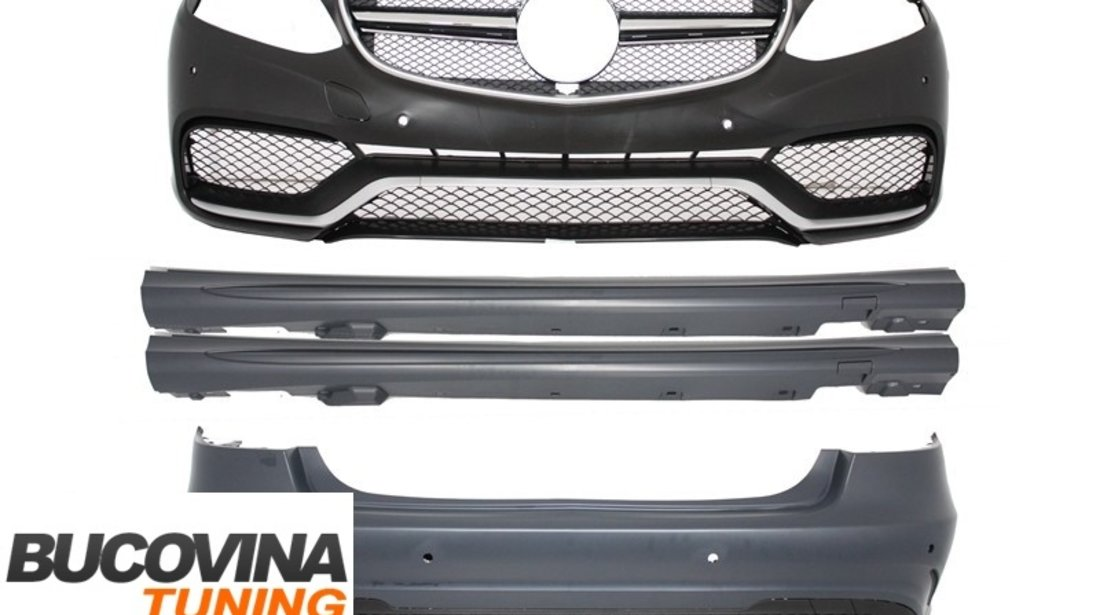 PACHET AMG MERCEDES E CLASSE W212 AMG 2013-2016