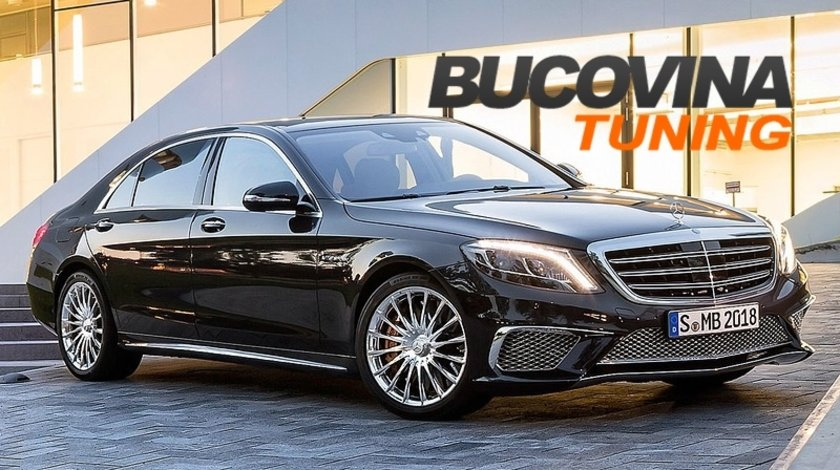 PACHET AMG MERCEDES S CLASSE W222 S65 AMG