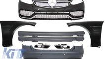 Pachet AMG Mercedes W212 E-Class Facelift (2013-up...