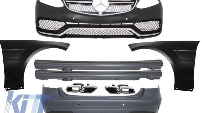 Pachet AMG Mercedes W212 E-Class Facelift (2013-up) E63 AMG Design