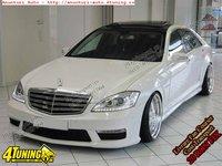 Pachet AMG Mercedes W221
