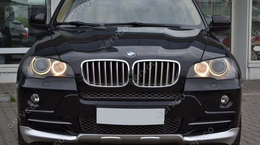 Pachet body kit Aero Aerodynamic Performance BMW X5 E70 06-10 v1