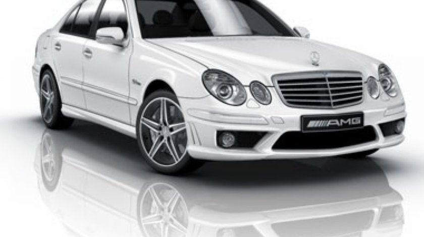 Pachet complet Amg Mercedes Eclass
