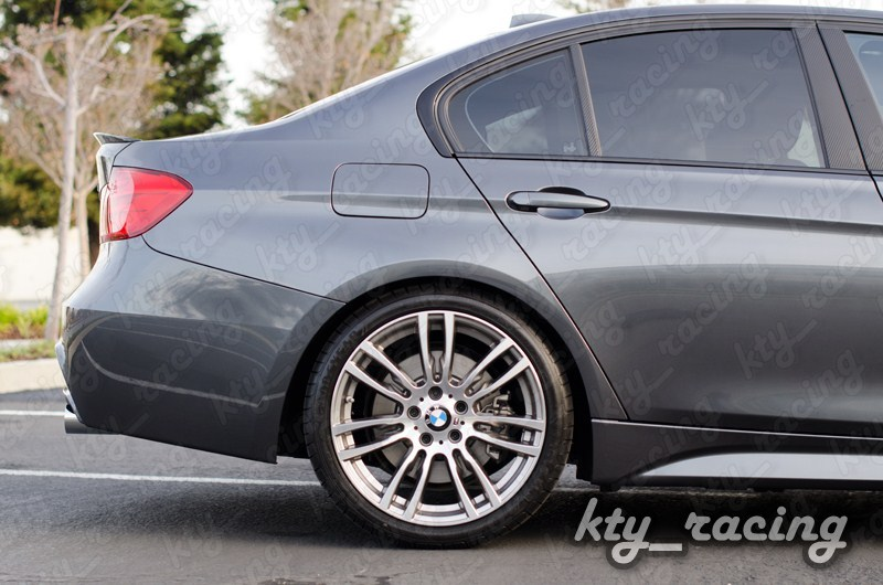 Pachet Complet BMW F30 M-Performance Body Kit