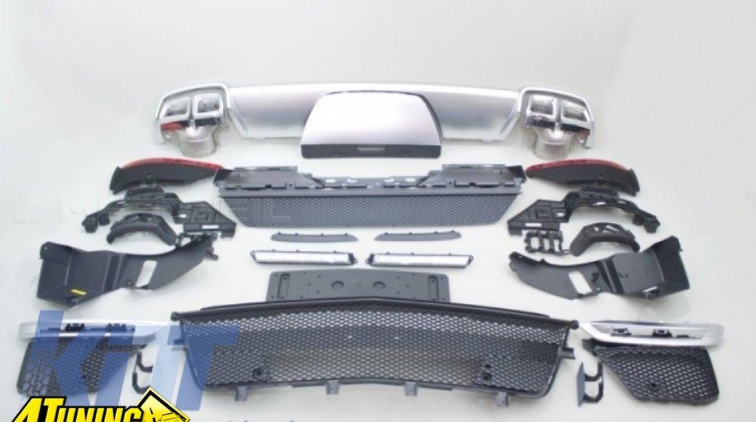 Pachet Complet Mercedes W166 ML Class 2012 up AMG Design