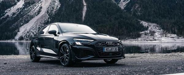 Pachet de tuning pentru Audi S3. In felul asta nu mai trebuie sa astepti noul RS3