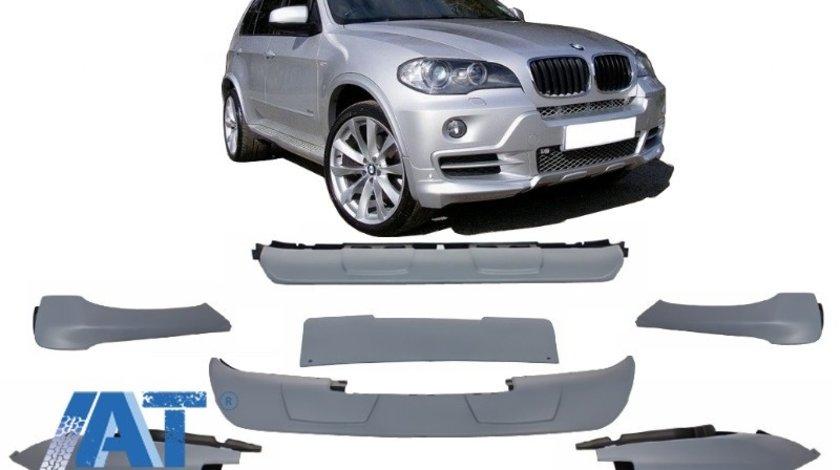 Pachet Exterior Aerodinamik compatibil cu BMW X5 E70 2007-2011