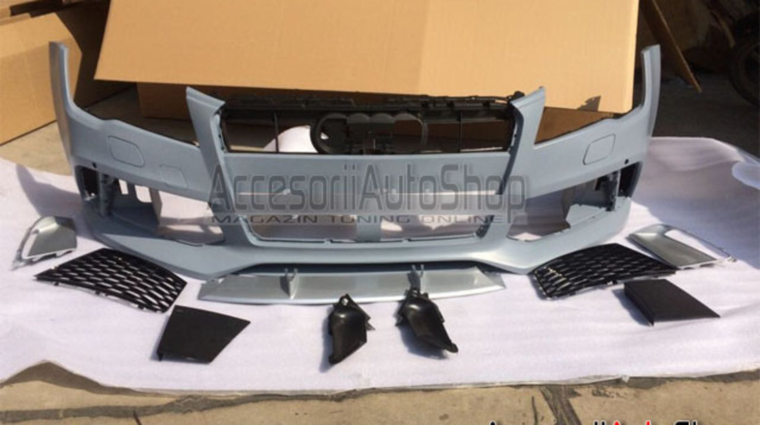 Pachet Exterior AUDI A7  model RS7