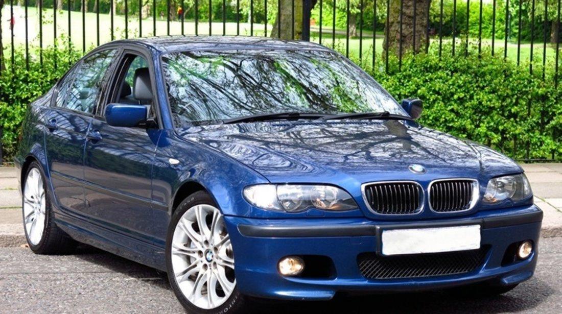Pachet exterior BMW E46 Seria 3 (98-05) M-Tech Design