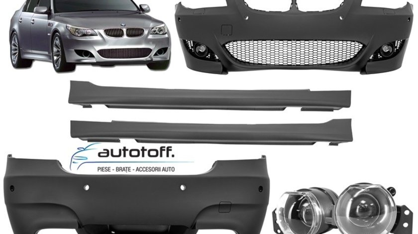 Pachet exterior BMW E60 Seria 5 (03-07) M5 Design