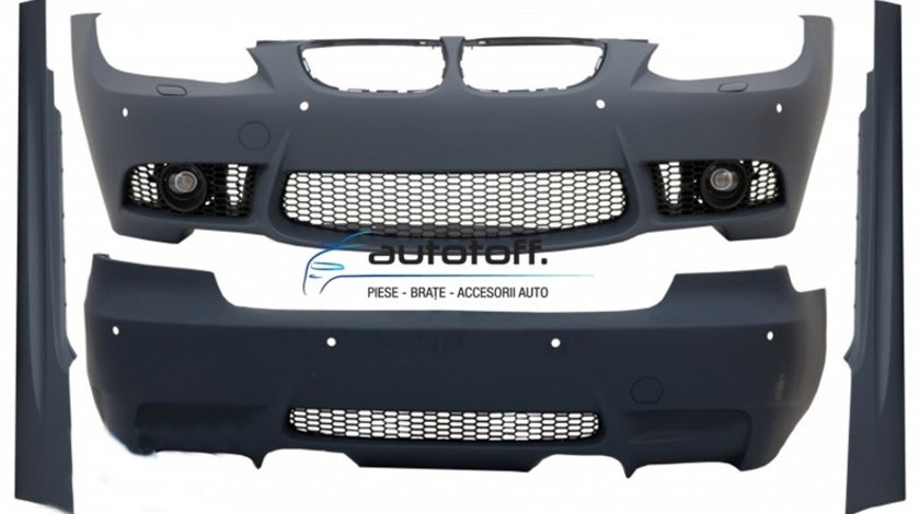 Pachet exterior BMW E92 E93 Seria 3 (06-09) M3 Design