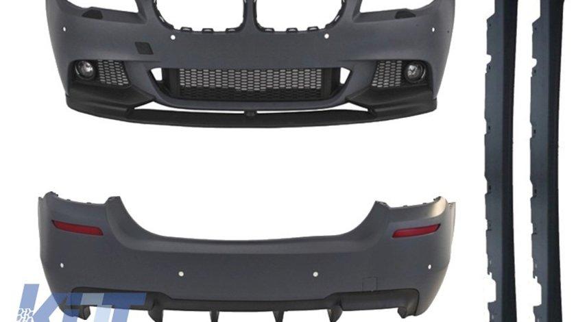 Pachet Exterior BMW F10 Seria 5 (2011-2014) M-Performance Design