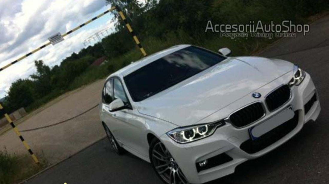 Pachet Exterior BMW F30 Seria 3 2012 plastic abs