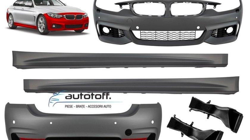 Pachet exterior BMW F36 Grand Coupe Seria 4 (2013+) M-Tech Design