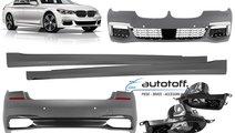 Pachet exterior BMW G12 Seria 7 (2015+) M-Tech Des...