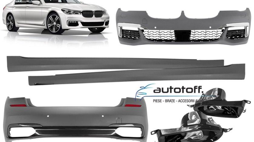 Pachet exterior BMW G12 Seria 7 (2015+) M-Tech Design