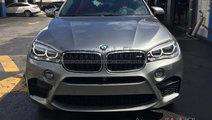 Pachet Exterior BMW M X6 F16 X6M cu evacuare inox ...
