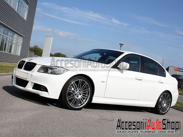 Pachet Exterior BMW Seria 3 E90 LCI M-tech 2008-2011