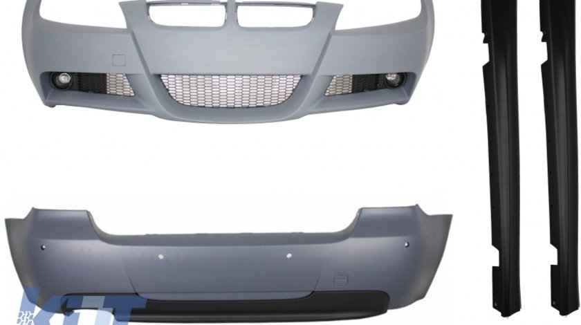 Pachet Exterior BMW Seria 3 Touring Break E91 LCI Facelift (2008-2011) M-Tech
