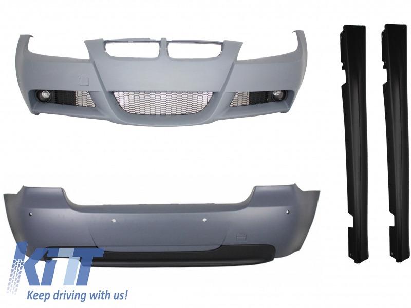 Pachet Exterior BMW Seria 3 Touring Break E91 (2005-2008) M-Technik Design