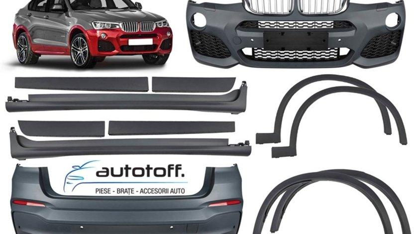 Pachet exterior BMW X4 F26 (2014+) M-Technik Design