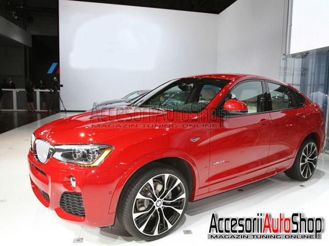Pachet Exterior BMW X4 F26 M