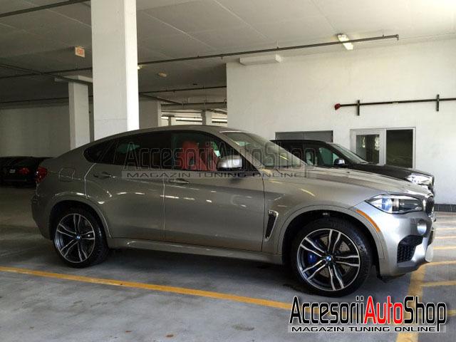 Pachet Exterior BMW X6 F16 X6M 2015 2016 2017